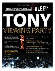 Tony Party poster 2 medium