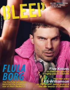 BLEEPmag505 cover