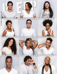 Check out our feature on diversity on Broadway here.